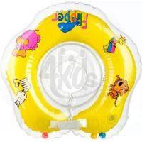 Flipper Plavací nákrčník žlutý