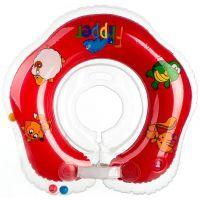 Flipper Plavací nákrčník červený