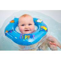 Flipper Plavací nákrčník modrý 4