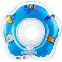 Flipper Plavací nákrčník modrý