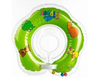 Flipper Plavací nákrčník zelený