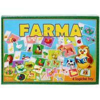 Teddies 170363 - Hra Farma