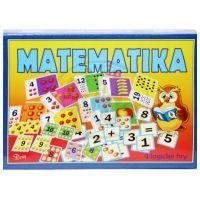 Teddies 170349 - Hra Matematika