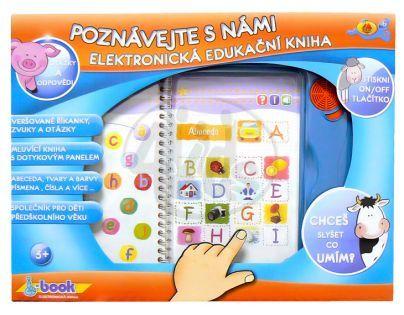 MIKRO 98350 - I-book Poznávejte s námi - naučná elektronická kniha