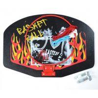 Koš na basketbal 60 x 42 cm Plameny