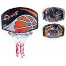 MIKRO 23876 - Koš na basketbal dřevo/ kov 60x42cm v sáčku 2