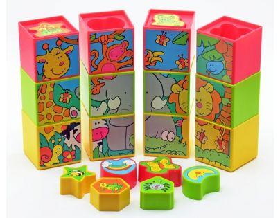 Redbox  Kostky a  jiné tvary