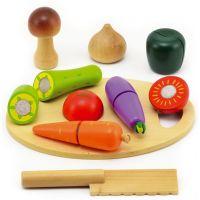 Krájecí ovoce a zelenina dřevěná