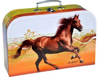 Kufřík šitý Kůň 35 cm