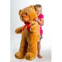 Medvěd s mašlí 100 cm 2
