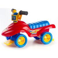 Odrážedlo Buggy Ride-on Červené