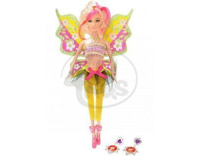 Panenka kloubová s křídly 29cm