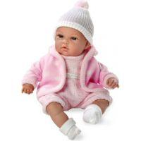 Panenka miminko plačící vonící 33 cm
