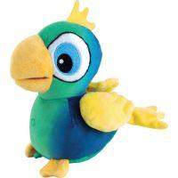 Papoušek Benny opakující slova 2