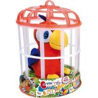 Papoušek Charlie opakující slova 2