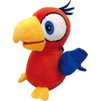 Papoušek Charlie opakující slova 3