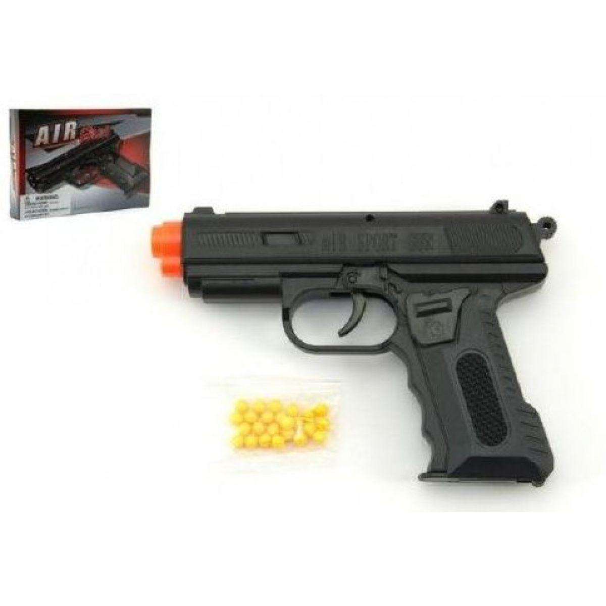 Pistole se zásobníkem na kuličky TEDDIES