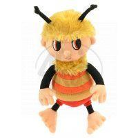 MIKRO 94285 - Včelí medvídci - Čmelda plyšový menší 26 cm zpívající