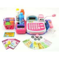 Pokladna digitální s nákupními doplňky 2