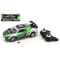 RC auto 25 cm zrychlující 1:18 na baterie 27 MHz