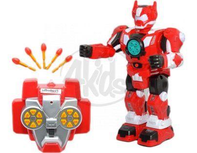 RC Robot 33 cm - Červená