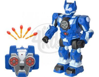 RC Robot 33 cm - Modrá