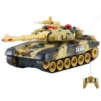RC Tank - Béžový 40MHz