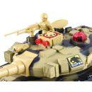 RC Tank - Béžový 40MHz 3