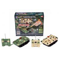 Toy 56330211 - RC Tank 2 ks 14 x 7 cm