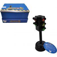 Teddies Semafor funkční 12 cm se světlem a zvukem
