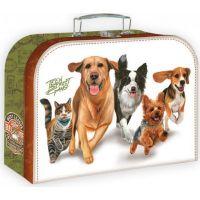 Školní kufřík 35 cm Běžící zvířata