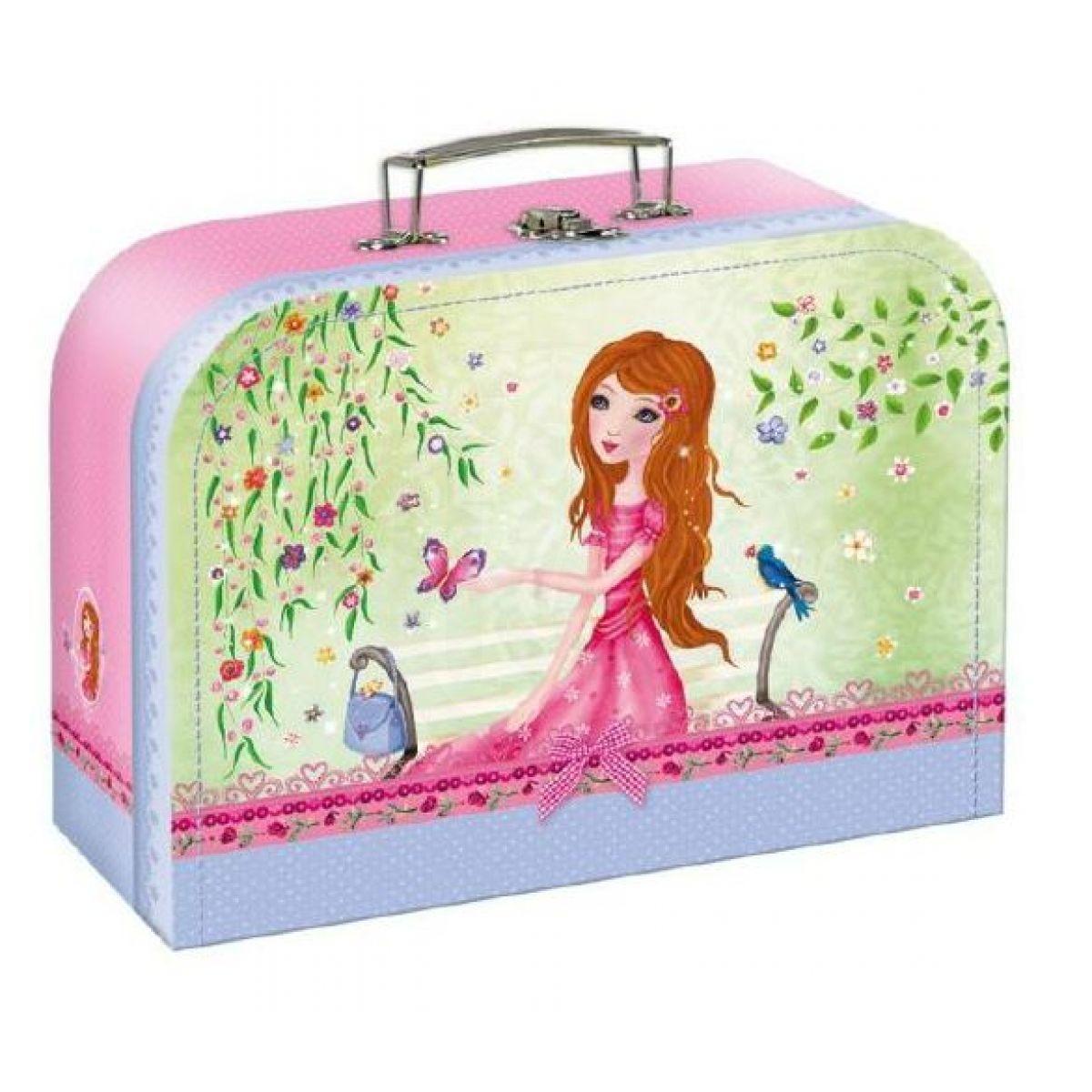Školní kufřík 35 cm Girls Fairy Tales