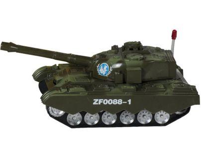 Tank narážecí 25 cm se zvukem a světlem