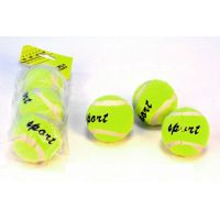 Teddies Tenisové míčky - 3ks