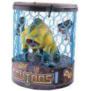 Teutans s doplňky - Žluto-modrý Wom 2