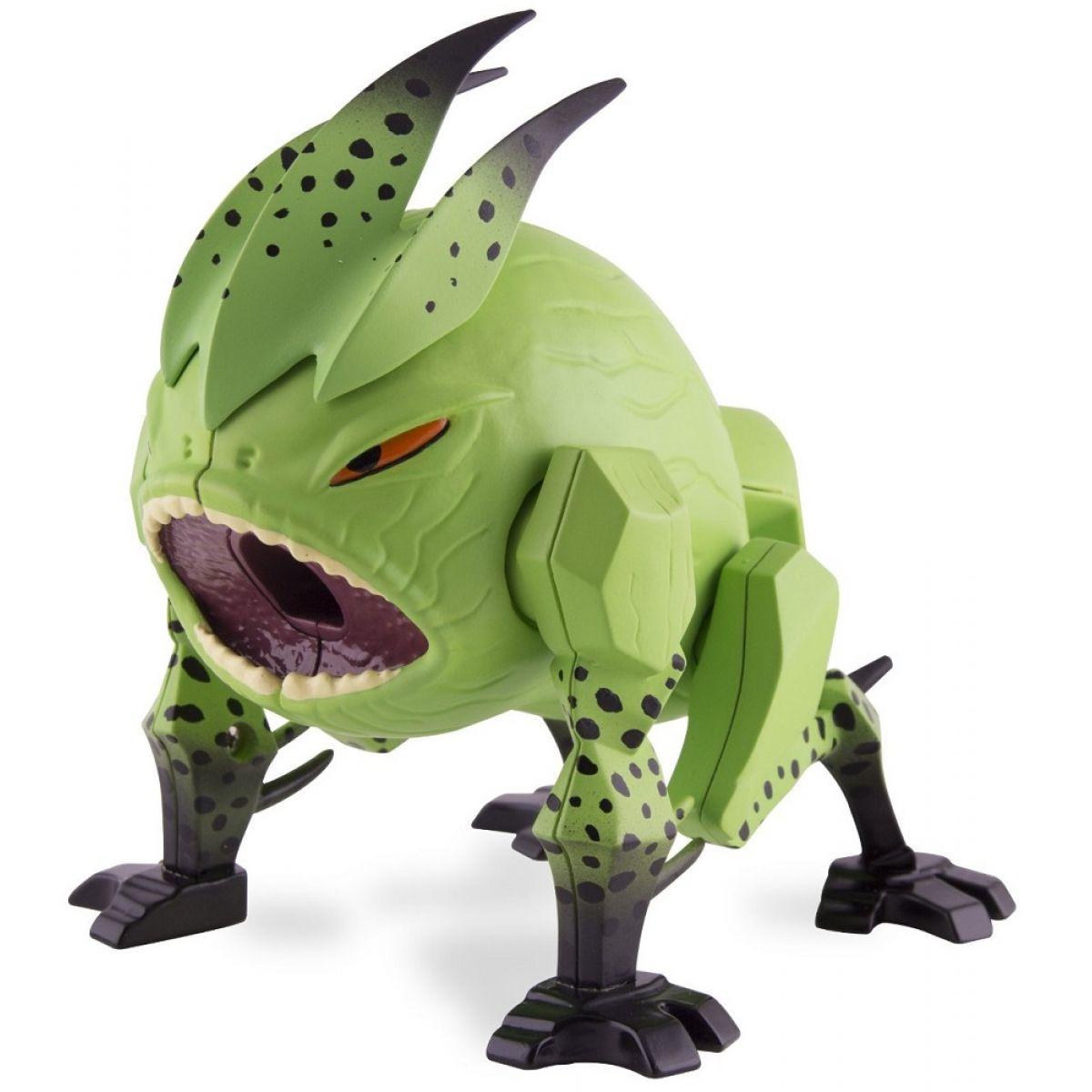 Teutans s doplňky - Zelený Quake