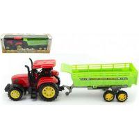 Traktor s vlečkou 35 cm 2