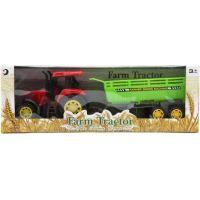 Traktor s vlečkou 35 cm 3