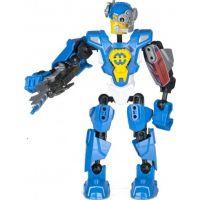 Transformer robot 19 cm Modrý