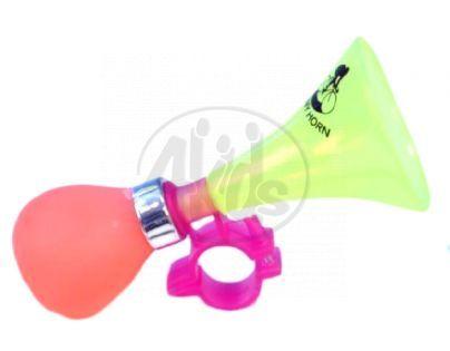 Klakson trumpeta na kolo