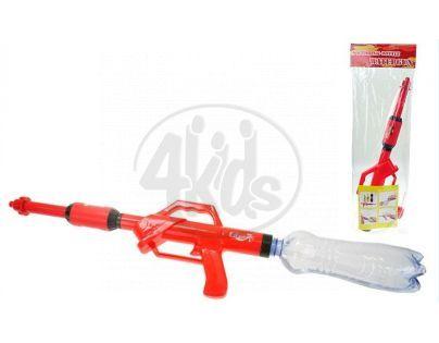 Mikro 00026585 - Vodní pistole plast 48cm v sáčku