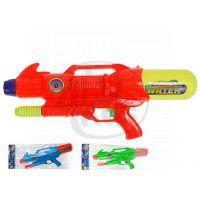MIKRO 00096571 - Vodní pistole 52cm s pumpou modrá