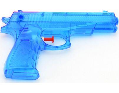 Teddies Vodní pistole 17cm - Modrá