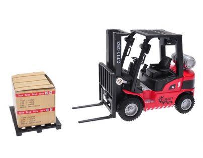 Teddies 27424 - Vysokozdvižný vozík kovový
