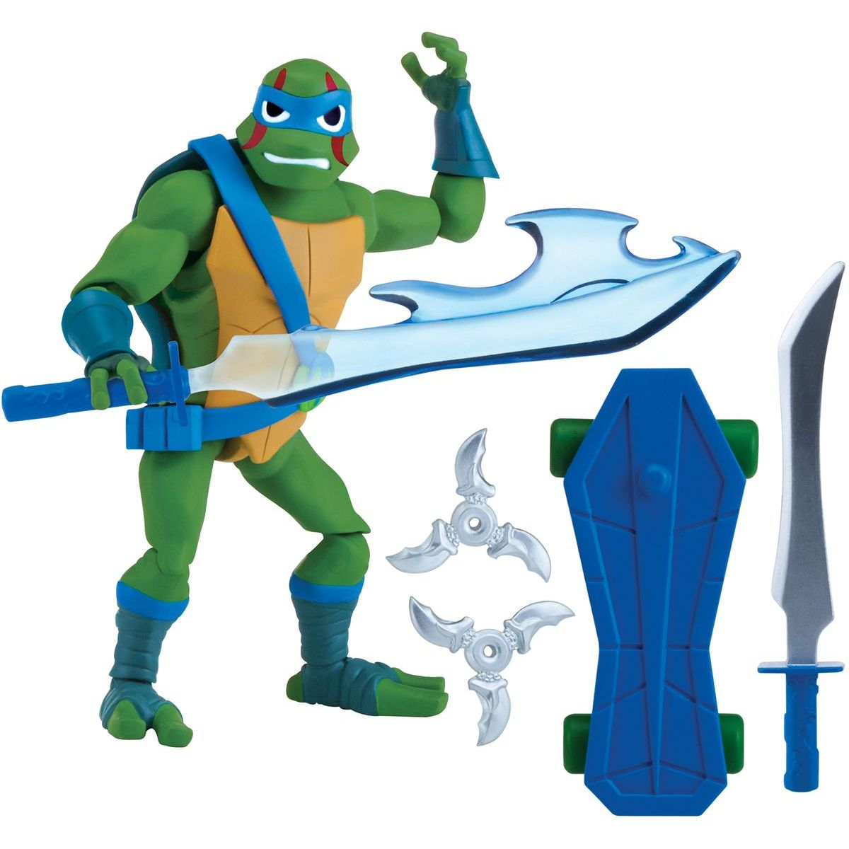 Teenage Mutant Ninja Turtles figurka 10 cm Leonardo