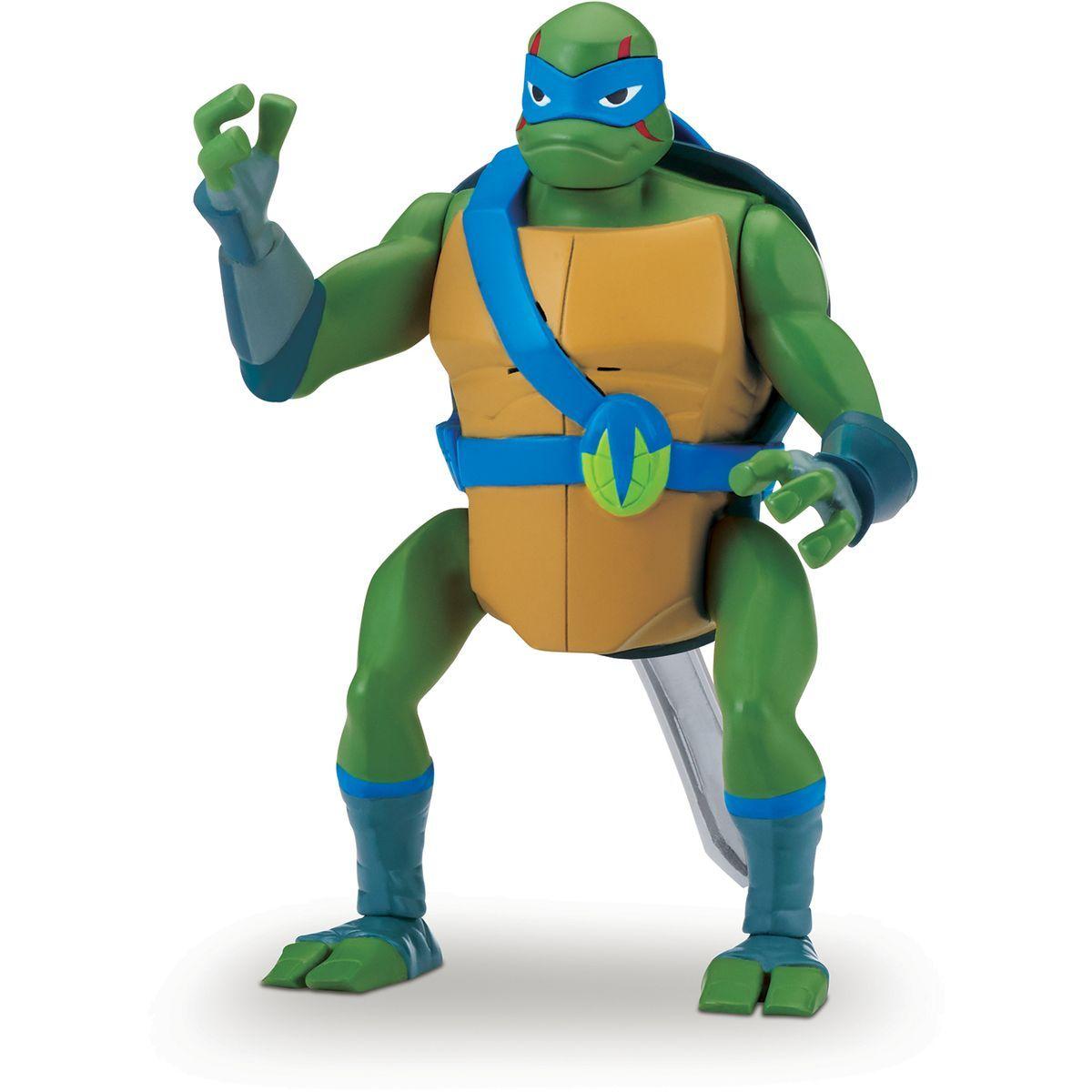 Teenage Mutant Ninja Turtles figurka se zvukem Leonardo