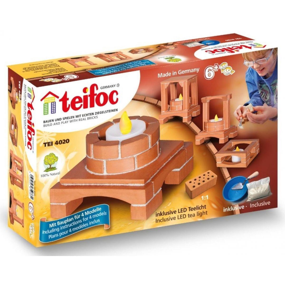 Teifoc Deco box svítící