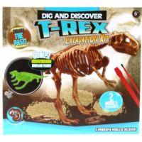 Tesání Dino svítící TRex