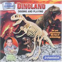 Tesání T-Rex kostra