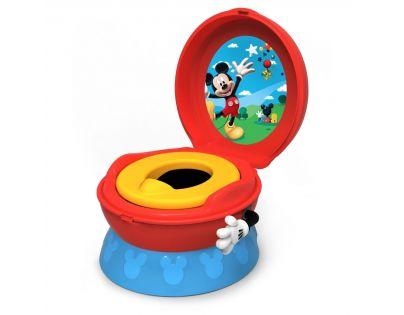 The First Years Diney Nočník se zvuky 3v1 Mickey Mouse